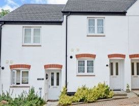 Thumbnail 2 bed terraced house to rent in Hugos Mill, Truro
