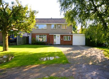 Thumbnail 5 bed detached house to rent in Homefield Road, Radlett