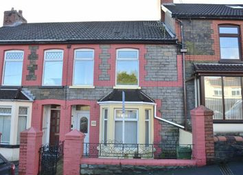 Thumbnail 4 bedroom terraced house for sale in Mound Road, Pontypridd, Rhondda Cynon Taff