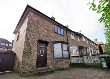 Thumbnail 3 bed end terrace house for sale in Southend Lane, London
