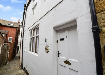 Thumbnail 3 bed terraced house for sale in Ellerby Lane, Whitby