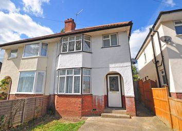 Thumbnail 3 bedroom semi-detached house to rent in Clare Road, Maidenhead
