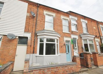 Thumbnail 3 bed terraced house to rent in Rutland Avenue, Aylestone, Leicester