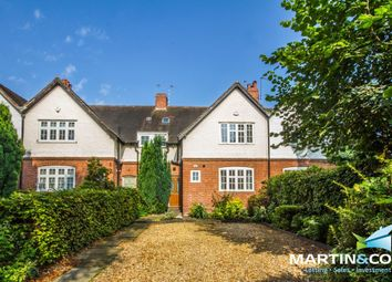 Thumbnail 4 bed terraced house for sale in Carless Avenue, Harborne