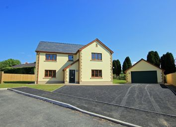 Thumbnail 4 bed detached house for sale in Plot 3 Glancothi Mansion, Allt Y Ferin Road, Pontargothi, Carmarthen, Carmarthenshire