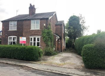Thumbnail 2 bed property to rent in Hill Top Road, Acton Bridge, Northwich