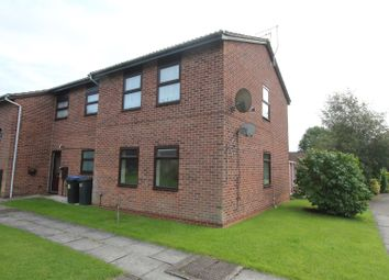 Thumbnail 2 bed flat for sale in Spinney Drive, Botcheston, Leicester