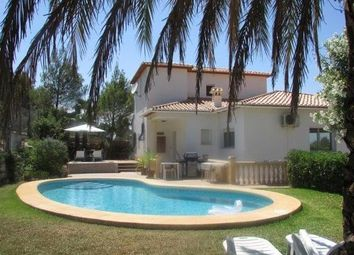 Thumbnail 4 bed villa for sale in Spain, Valencia, Alicante, Denia