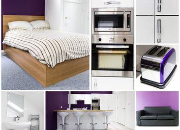 Thumbnail 1 bedroom flat to rent in Lambert Street, Hull