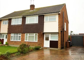 Thumbnail 3 bed semi-detached house for sale in Keene Way, Chelmsford, Essex