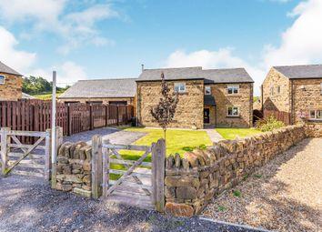 Thumbnail 4 bed detached house for sale in Blacker Grange Farm, Off Grange View, Blacker Hill, Barnsley