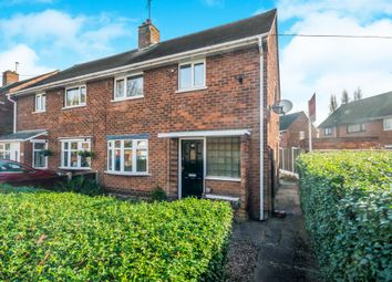 Thumbnail 2 bedroom semi-detached house for sale in Gower Street, Walsall