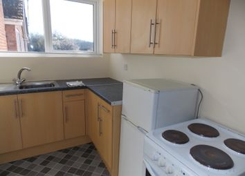 Thumbnail 1 bed flat to rent in Foxcroft Close, Leicester