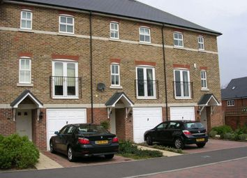 Thumbnail 4 bed town house to rent in Saville Close, Epsom