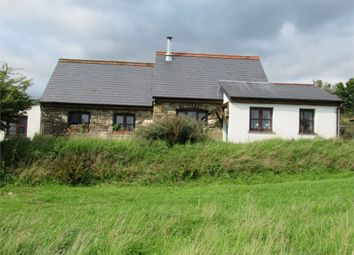 Thumbnail 4 bed detached house for sale in Ysgol Hill, Rosebush, Clynderwen, Pembrokeshire