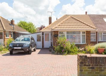 West Dumpton Lane, Ramsgate CT11. 2 bed semi-detached bungalow