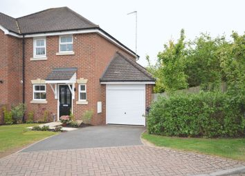 Thumbnail 3 bed semi-detached house to rent in Crabtree Close, Beaconsfield