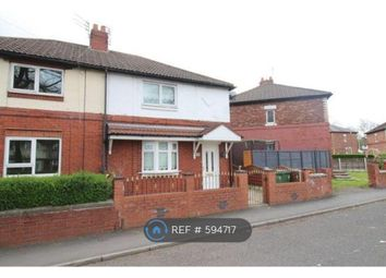Thumbnail 3 bed semi-detached house to rent in Reddish Road, Stockport