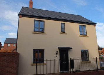 Thumbnail 3 bed detached house to rent in Leonard Grove, Lawley Village