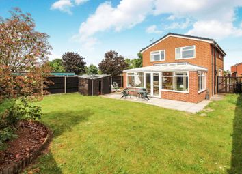 Thumbnail 4 bed detached house for sale in Rough Heanor Road, Mickelover, Derby