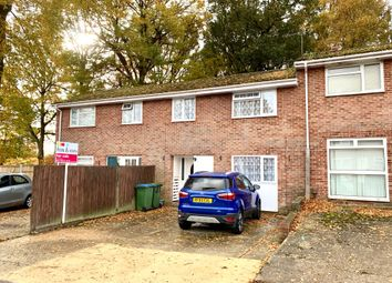 Thumbnail 3 bed terraced house for sale in Widgeon Close, Lordswood, Southampton