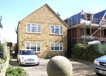 Thumbnail 4 bed detached house for sale in Westcar Lane, Hersham, Walton-On-Thames