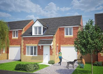 Thumbnail 3 bed detached house for sale in Plot 88, Liffey, Briar Lea Park, Longtown, Carlisle