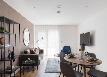 Thumbnail 2 bed flat for sale in High Street, Southall, Ealing