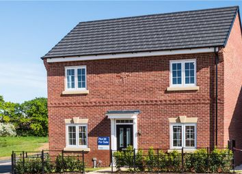 "Thumbnail 4 bed detached house for sale in ""Darley"" at Starflower Way, Mickleover, Derby"