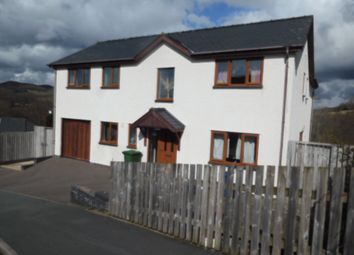 Thumbnail 1 bed detached house for sale in Uwch Y Maes, Dolgellau