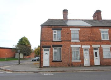 Thumbnail 2 bed end terrace house for sale in The Cloisters, Wood Street, Earl Shilton, Leicester