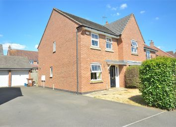 Thumbnail 4 bedroom detached house for sale in Elm Grove, Wootton Fields, Northampton
