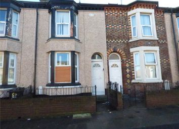 Thumbnail 3 bedroom terraced house for sale in Burns Street, Bootle, Merseyside