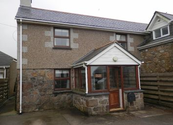 Thumbnail 2 bed detached house to rent in Newshop, St Buryan, Penzance