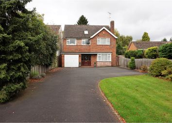 Thumbnail 5 bed detached house for sale in Park Road, Hagley, Stourbridge