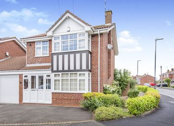 3 bed semi-detached house for sale in Newdigate Road, Bedworth, Warwickshire CV12