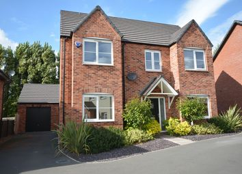 4 bed detached house for sale in Pomegranate Road, Newbold, Chesterfield S41