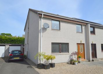 Thumbnail 3 bed semi-detached house for sale in Turret Gardens, Tweedmouth, Berwick-Upon-Tweed, Northumberland