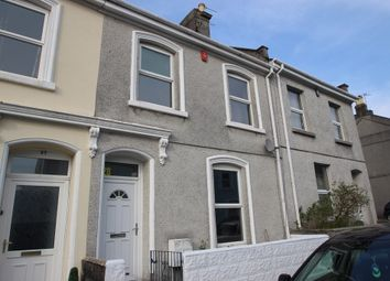 Thumbnail 2 bedroom terraced house to rent in Hotham Place, Stoke, Plymouth
