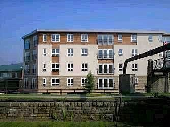Thumbnail 2 bed flat to rent in View Croft Road, Shipley