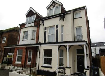 Thumbnail 2 bed flat to rent in 16 Eversley Road, Bexhill-On-Sea