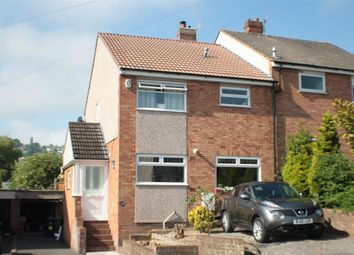 Thumbnail 3 bedroom semi-detached house for sale in Greenridge Close, Bishopsworth, Bristol