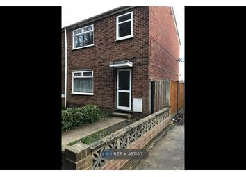 Thumbnail 3 bed end terrace house to rent in Harris Gardens, Sittingbourne