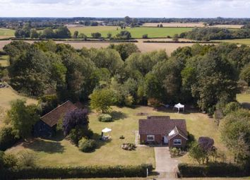 Thumbnail 5 bed barn conversion for sale in Final Approach, Bush Green, Great Ellingham