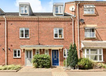 Thumbnail 3 bed town house to rent in Padbury Drive, Banbury