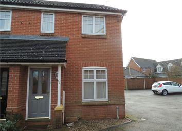 Thumbnail 2 bed end terrace house for sale in Keats Close, Downham Market