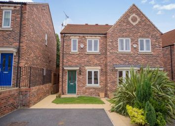 Thumbnail 2 bed semi-detached house to rent in Holywell Avenue, Castleford