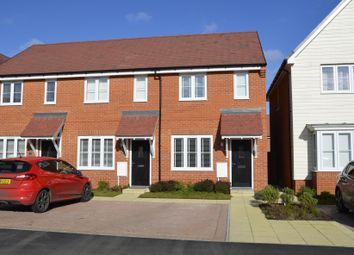 Thumbnail 2 bed end terrace house for sale in Lloyd Road, Melton, Woodbridge