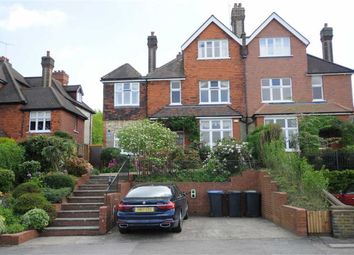 Thumbnail 5 bed semi-detached house for sale in Crescent West, Hadley Wood, Herts