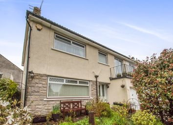 Thumbnail 5 bedroom semi-detached house for sale in Cae Newydd Close, Michaelston-Super-Ely, Cardiff